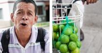 Pregoneros Ambulantes Limón Pajarito