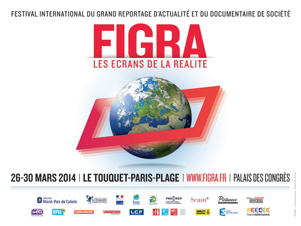 Affiche du FIGRA 2014