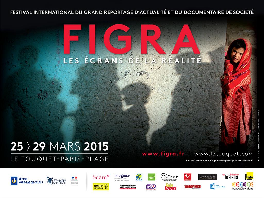 Affiche du FIGRA 2015