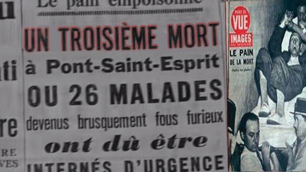 """Résultat de recherche d'images pour """"pont saint esprit 1951 cia"""""""