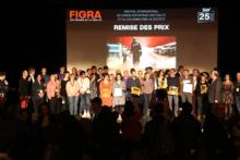 Palmarès Figra 2018