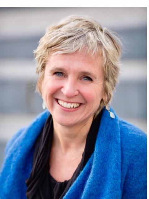 Isabelle Christiaens - Présidente du Jury de la compétition Inernationale de plus de 40 minutes - FIGRA 2019