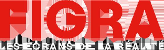 Logo FIGRA — Les Ecrans de la Réalité