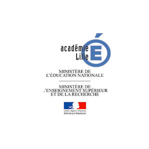 logo-academie-lille-1 partenaires figra